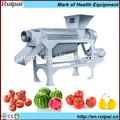 suco de frutas industrial extrator de máquina de coco e abacaxi