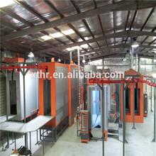 highly effective electrostatic gold powder coating