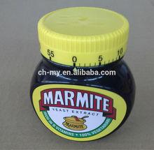 bottle timer, Marmite Jar Timer