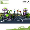 jogo de diversões crianças escola usado plástico playground ao ar livre