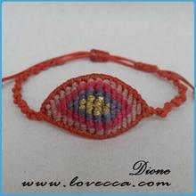 2014 New design handmade african woven bracelet
