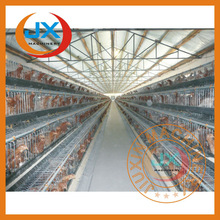 Automatic poultry farming bird cage materials