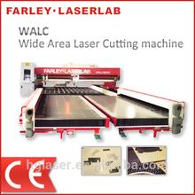 8m*2m walc co2 laser cutting& welidng máquina de aço de carbono