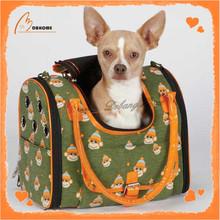 Unique Design Widely Use Pet Travelling Carrier Bag