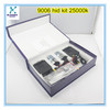 wholesale of hid xenon h7 single beam silm kit 12v