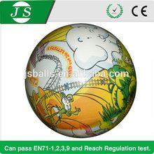 Popular top sell 2014 pvc plastic hollow ball