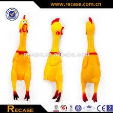 Promotional Latex Pet Chicken Plastic Wholesale Toys