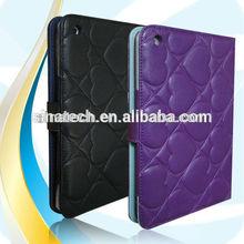 Best sale belt clip luxury canvas case for ipad mini retina