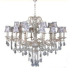 Old-line manufacturer germanic style cristal chandelier