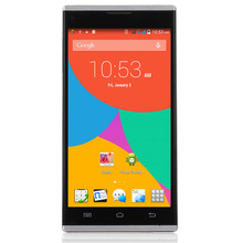 Office function 2200mAh Android 4.4.2 MTK6592W Octa core Blackview Crown smart cell phone