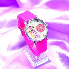 High Quality Ladies Plastic Watches Charm Waterproof Fashion Watch