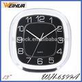 material reciclado de pared reloj de regalo reloj de pared personalizada reloj de pared