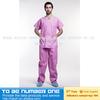 Disposable scrub suit without sleeve,nurse scrub suit designs