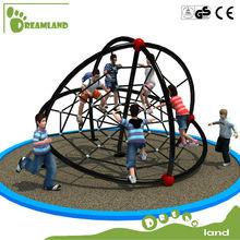 2014EU standard popular used children outdoor playground outdoor climbing net