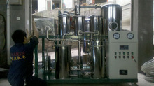 TPF-30(1800L/H) cooking oil recycling for Clean the oil