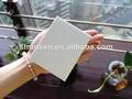 Jade branco Artificial pedra de mármore / sintético granito painel de parede