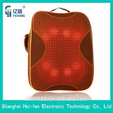 apple portable car massage cushion /pillow massager