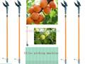 Baixo preço elétrica azeitonas máquina de colheita e frutas tremendo máquina para venda