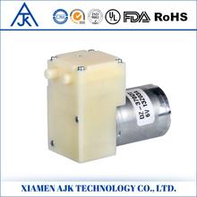 Dc12v/24V DC mini-vakuumpumpe/membran-struktur pumpe für brustpumpe