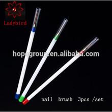 new sales Nail Art polish Brush / Nail Pen / Nail Dotting -- best choice for nail art - wholesale