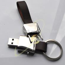 leather bracelet usb flash drive storage case
