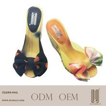 high wedge heel for shoe making