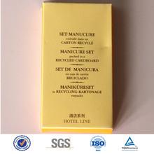 5 Star Hotel Cheap Manicure Set