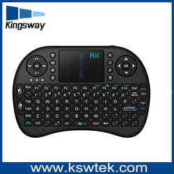 2.4ghz wireless mouse with touchpad
