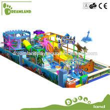 Top quality ocean theme indoor playground juguetes para los ninos