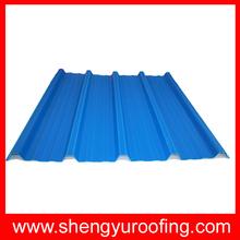 plastic roof sheeting panel