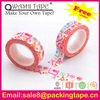 assorted design decorative tape gift sale promotion