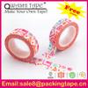 assorted design decorative tape gift sale promotion