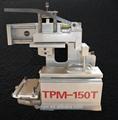 Tpm-150t Plane Mini Manual pad máquina de impressão para cap bola
