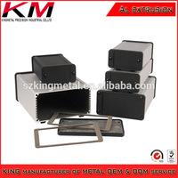 OEM Extruded 6063-T6 Aluminum Electronic Enclosure