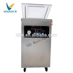 Vegetable vacuum meat packing machine