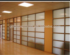 room glass partition wall decorative room separators