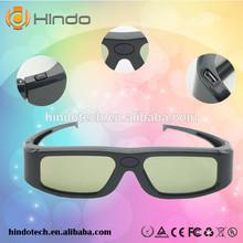 DLP projector, Active 3D shutter glasses, 120Hz DLP 3D Ready