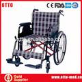 Silla de ancianos silla de ruedas plegable dimensiones
