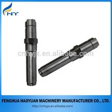 high precision worm gear with spline good quality