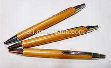 promotional cheap wooden pen