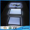 indoor ultrathin advertising display light frame