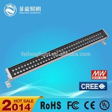 72w high power DMX RGB waterproof ip65 wall washer led