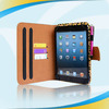 2014 hot selling customized print belt clip case for ipad mini