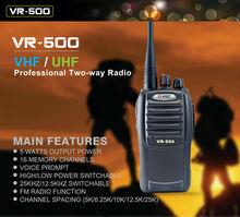 Professiona FM 400-470MHZ Low Price Radio