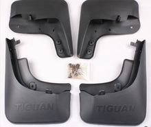 manufacture car parts pp mudguards for TIGUAN