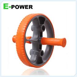 E POWER Fitness Ab Wheel - ab roller abdominal exerciser PE-9251 green blue orange