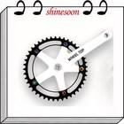 Bike crank & chainwheel & bicycle parts