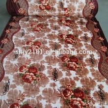 2014 Fashional Designs pattern 100% polyester Fannel Fleece Blanket