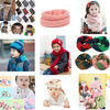 NEW FASHION HOT SELLING STYLES children hat and scarf sets