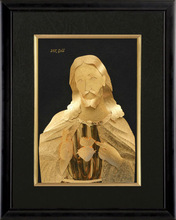 gold leaf frame picture religion style gold 999 foil god pictures valueable collection
